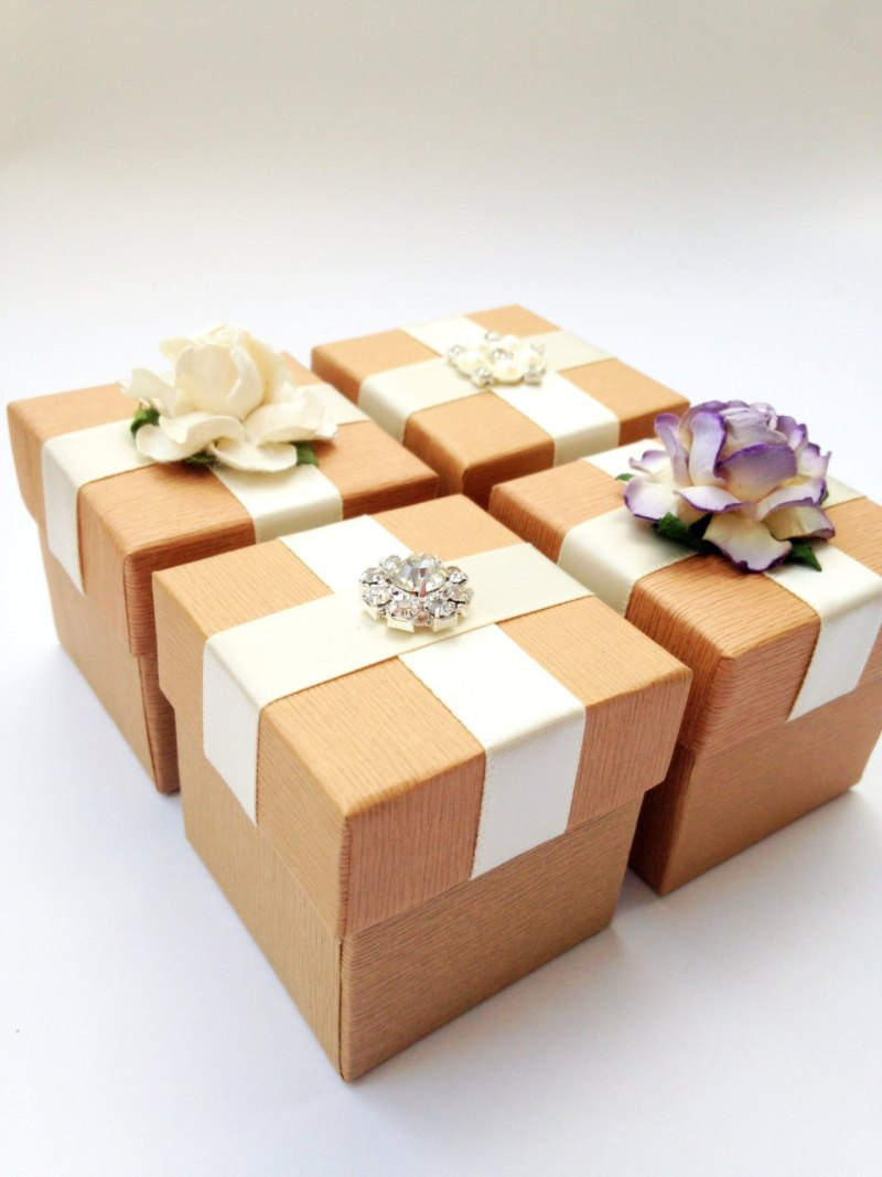 Wedding Favor Boxes Trinidad : Best diy wedding projects amazing ideas to try today