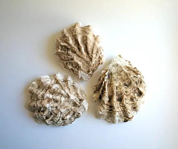 chocolate seashells (via Coastal Wedding Invitations)