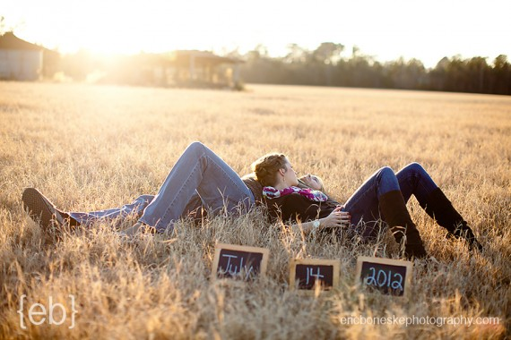 20 Best Engagement Photo Ideas: The Chalkboards (by Eric Boneske)
