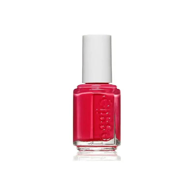 essie haute in the heat nail polish | Nail Polish Bridal Shower Favors | via http://emmalinebride.com/favors/nail-polish-bridal-shower-favors/ | cute idea!