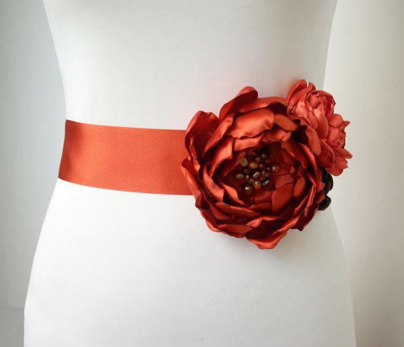 Fall Wedding Accessories