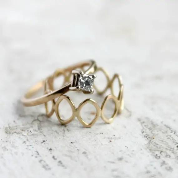 Wedding Ring Resize: Gold Wedding Inspiration