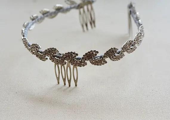 hair wreath hair crown 2
