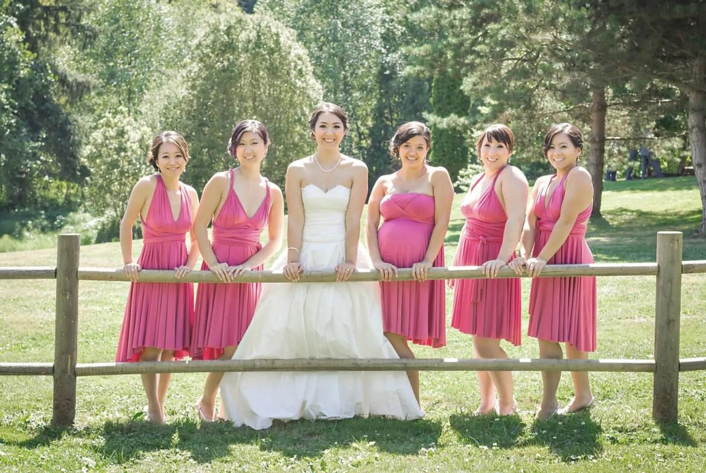 Bridesmaid Dress Worn Different Ways? - Ask Emmaline