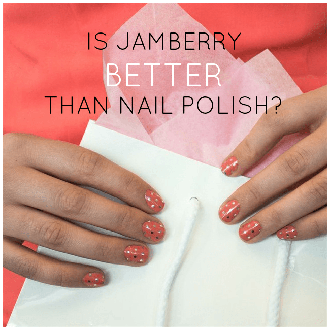 Jamberry Review: An Honest Review of Jamberry Nail Wraps
