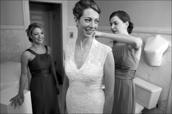 keira-gets-ready-before-her-wedding-at-liriodendron - Liriodendron Mansion Wedding