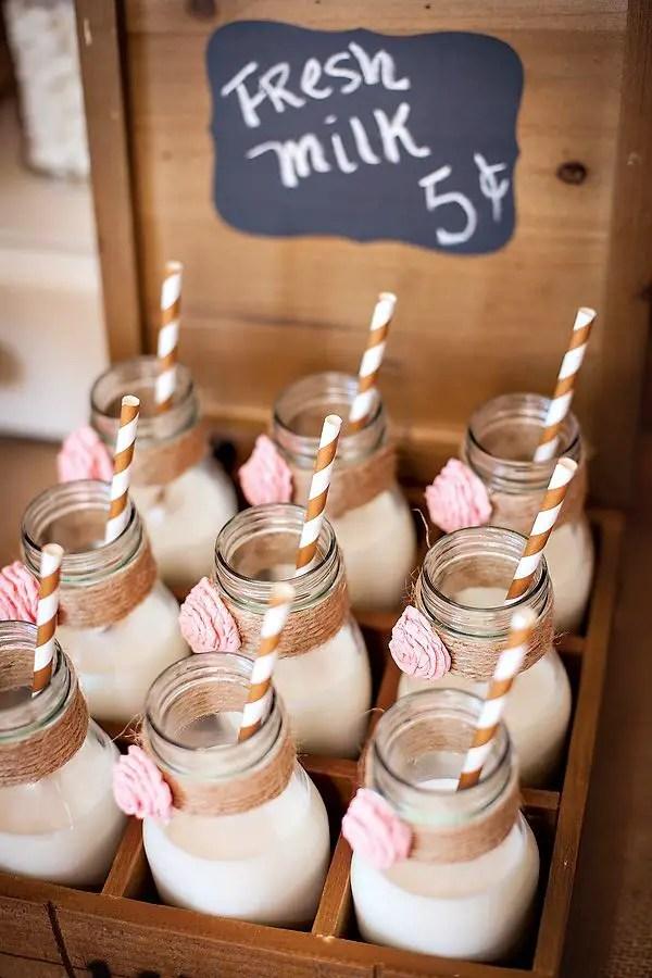 milk-bottles-filled-with-milk