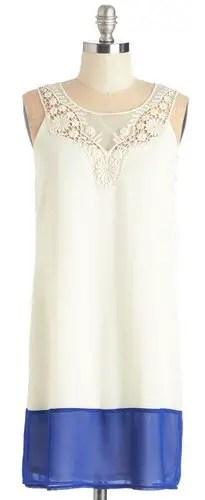 nautical-bridesmaid-dress