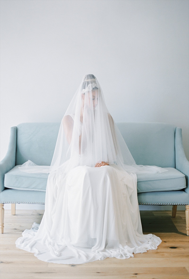 2016 Bridal Accessories by Nestina Accessories, Photo: Melanie Gabrielle