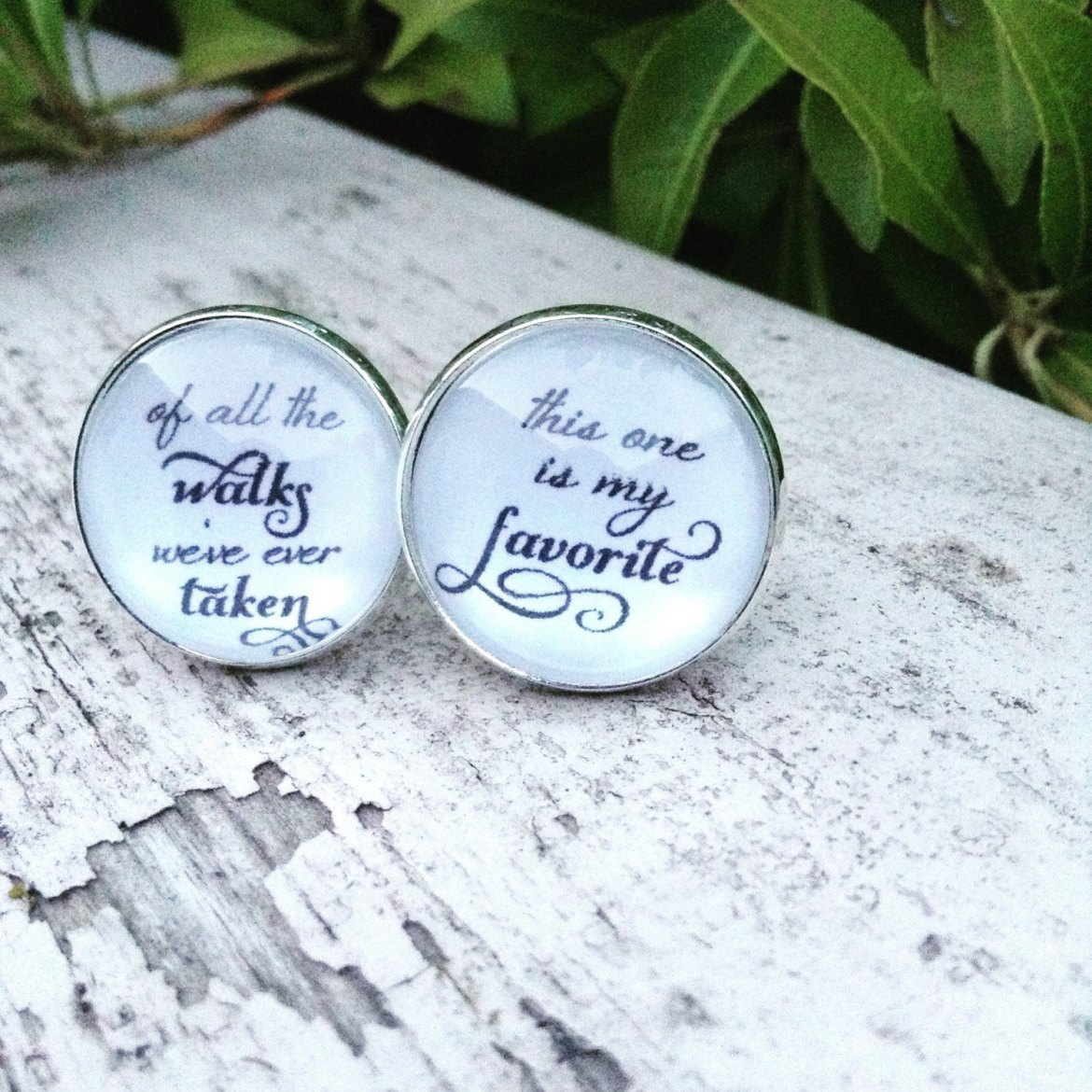 of all the walks this is my favorite cuff links for father of the bride