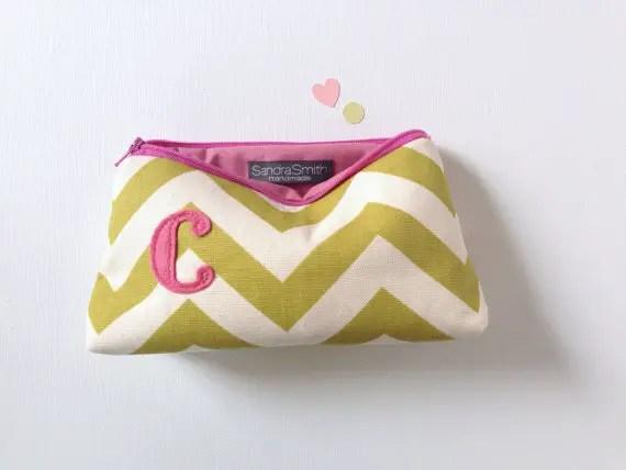 Bridesmaid Cosmetic Bags
