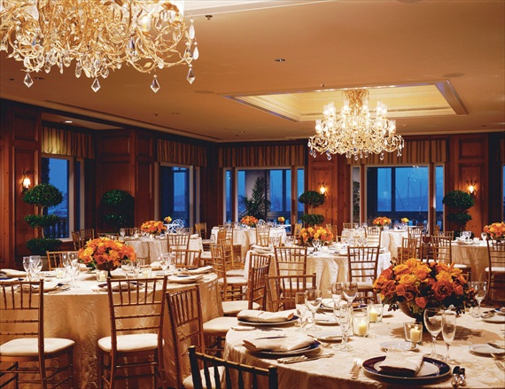 The Ritz-Carlton Marina Del Rey - the ballroom