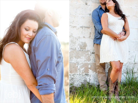 Eric Boneske Photography - Rustic Engagement Session