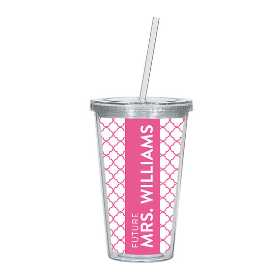 soon to be mrs tumbler - Gift Ideas for the Bride