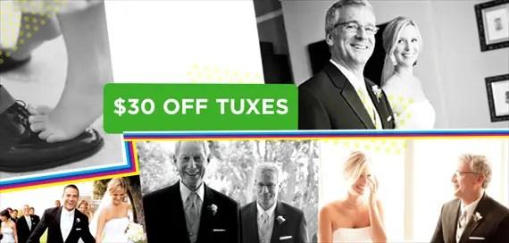 special tuxedo offer - tuxedo tips