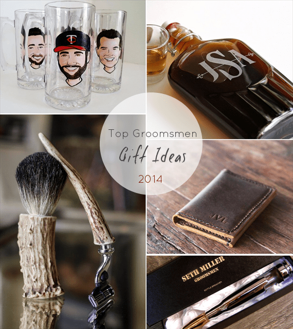 Groomsmen Wedding Gift: The Ultimate Groomsmen Gift List For 2014