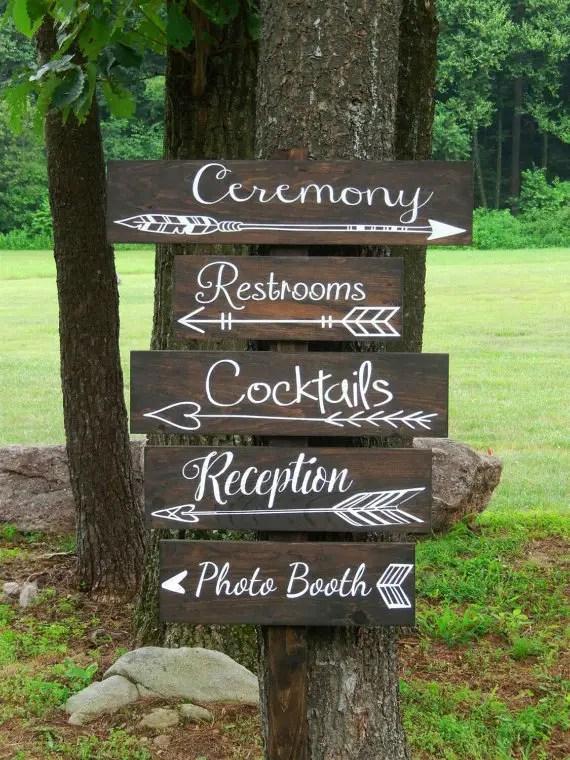 tribal wedding sign by natural designs by rio | etsy boho weddings | http://emmalinebride.com/bohemian/etsy-boho-weddings/