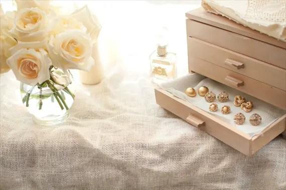 vintage bridal earrings | Vintage Wedding Jewelry (Sweet & Spark)