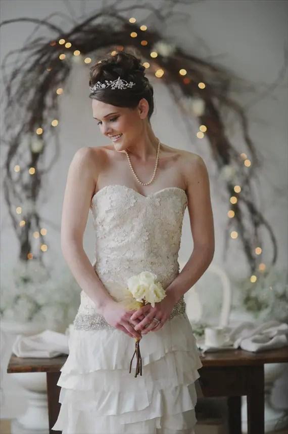 Get Inspired: Vintage Bridal Hairstyles