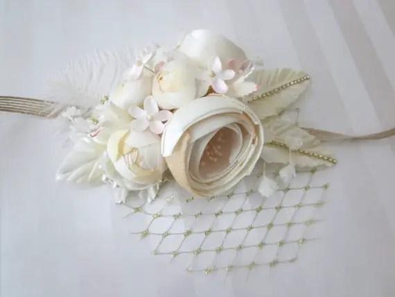 boho wedding headband by all for love by gina