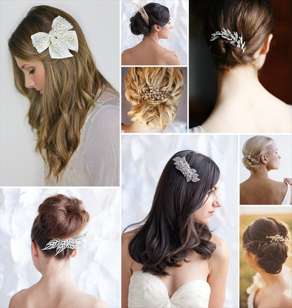 How to Wear a Hair Comb + Hair Comb Hairstyles ...