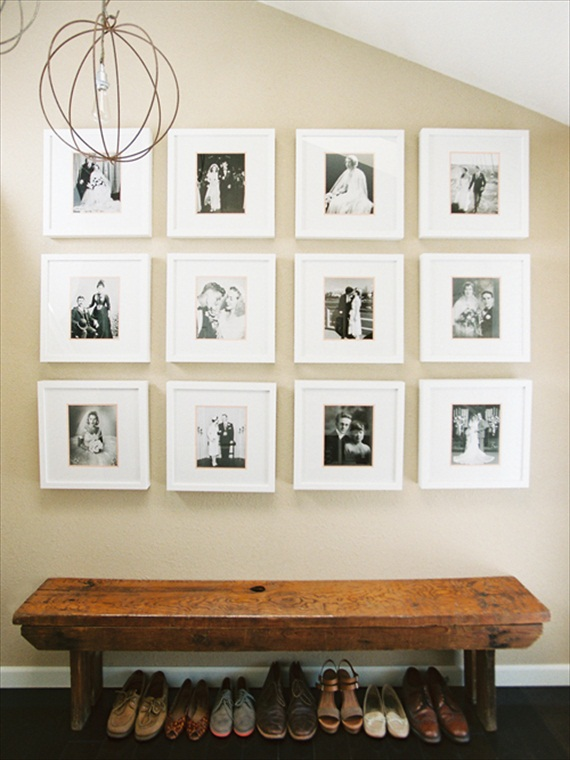 What to Do with Wedding Photos