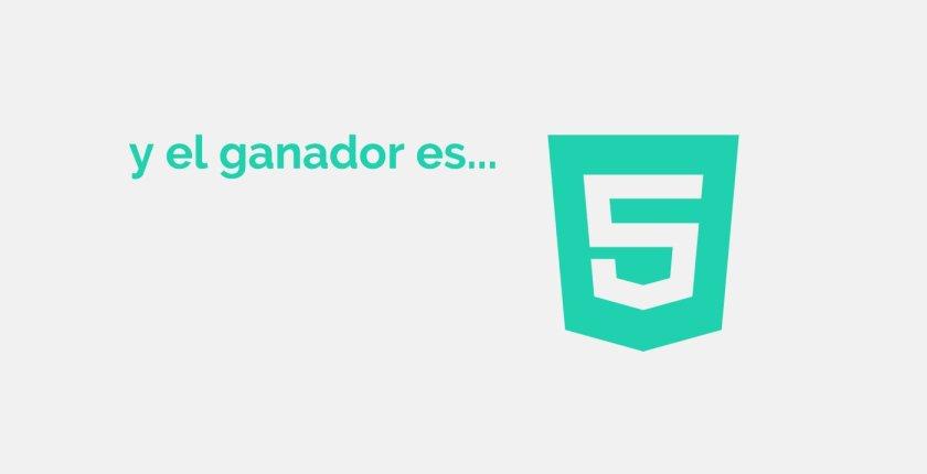 HTML5, alternativa a Flash