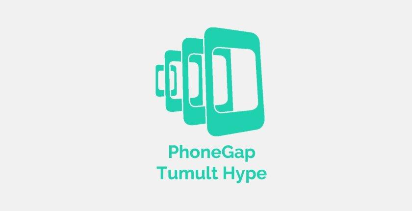 PhoneGap y Tumult Hype Tutorial