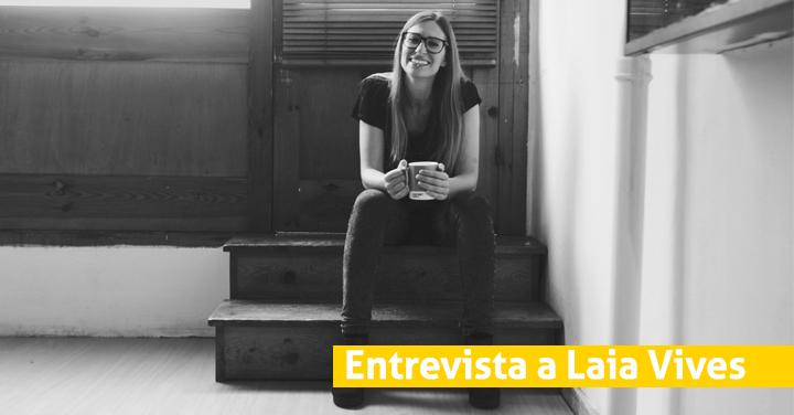 Entrevista a Laia Vives