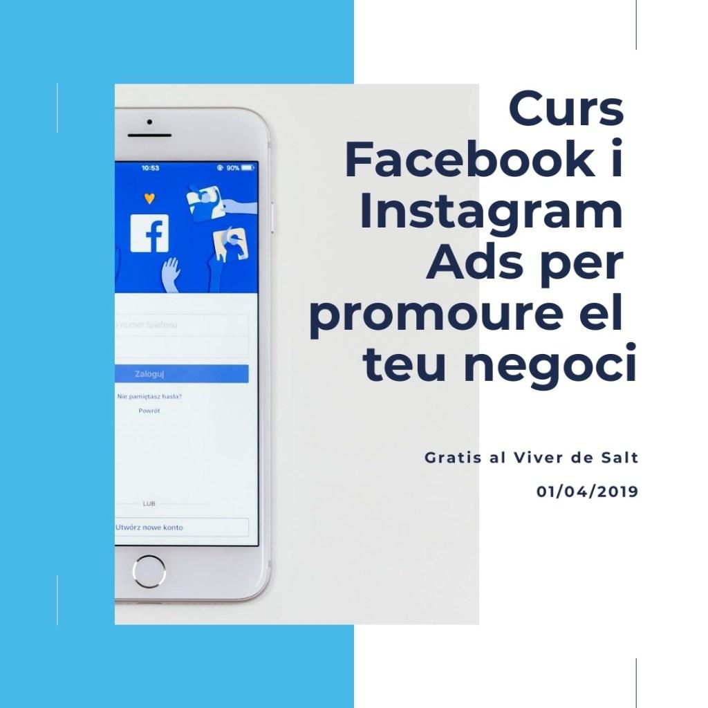Viver de Salt curs Facebook Ads