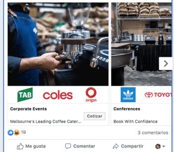anuncio facebook captacion leads