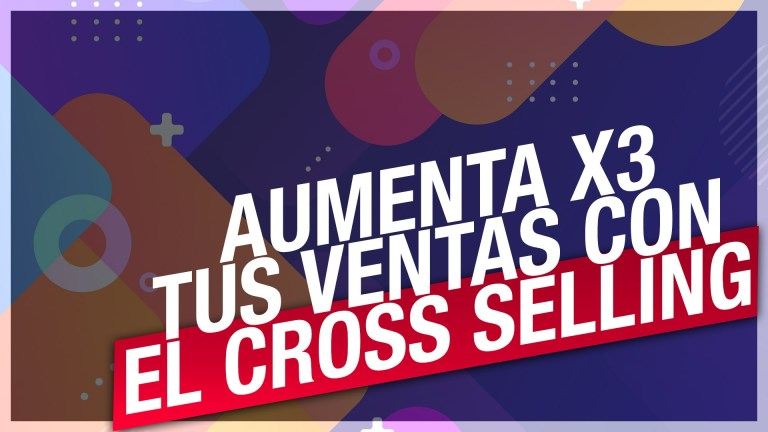 Cross selling qué es