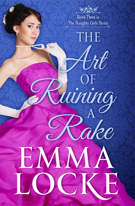 Book Cover: The Art of Ruining a Rake
