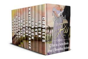 Book Cover: It Started With A Kiss: 12 Regency Romances