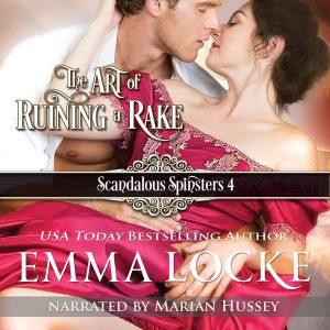 Book Cover: The Art of Ruining a Rake