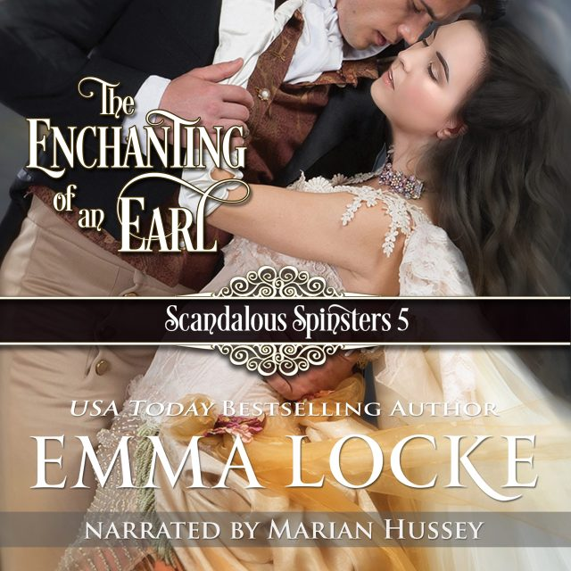 Book Cover: The Enchanting of an Earl
