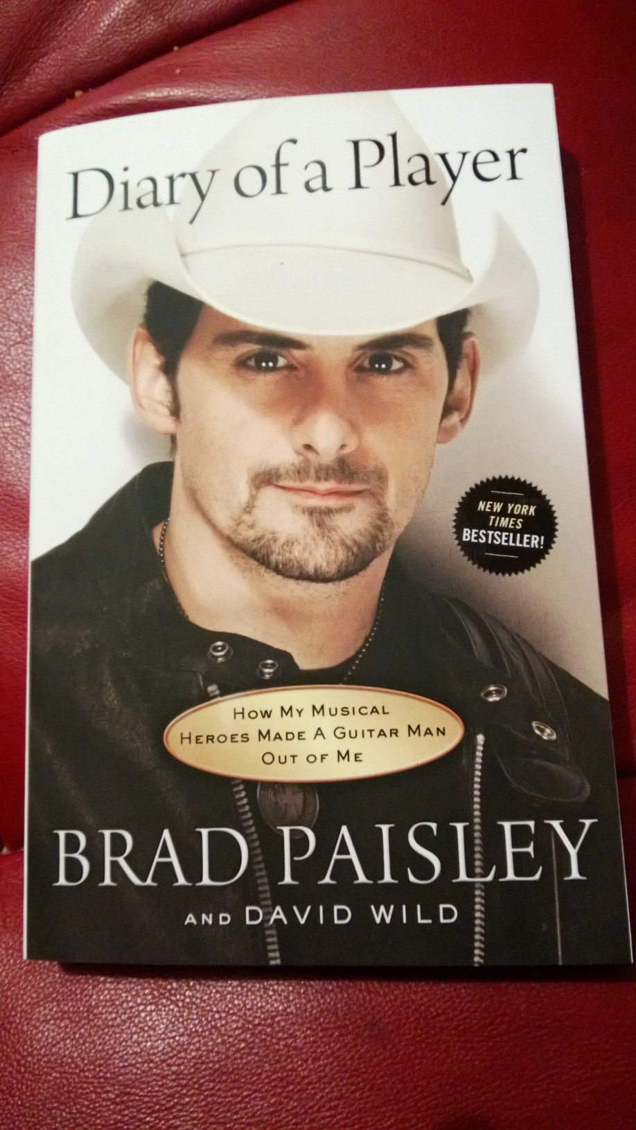 Brad Paisley - Diary of a Player