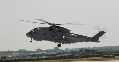 Merlin at Waddington air show 2013