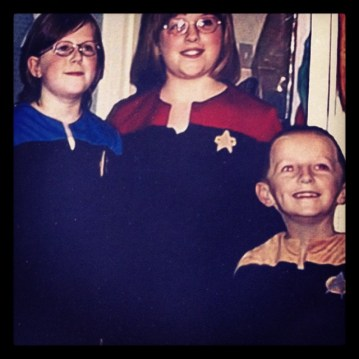 Pretty sure we were the coolest kids in the world ;)