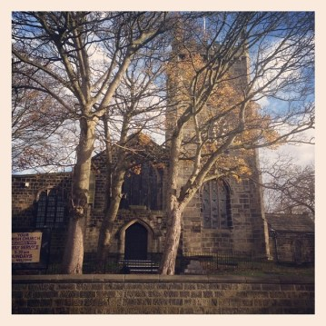 St. Oswald's Church, Guiseley