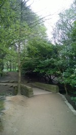 Golden Acre Park