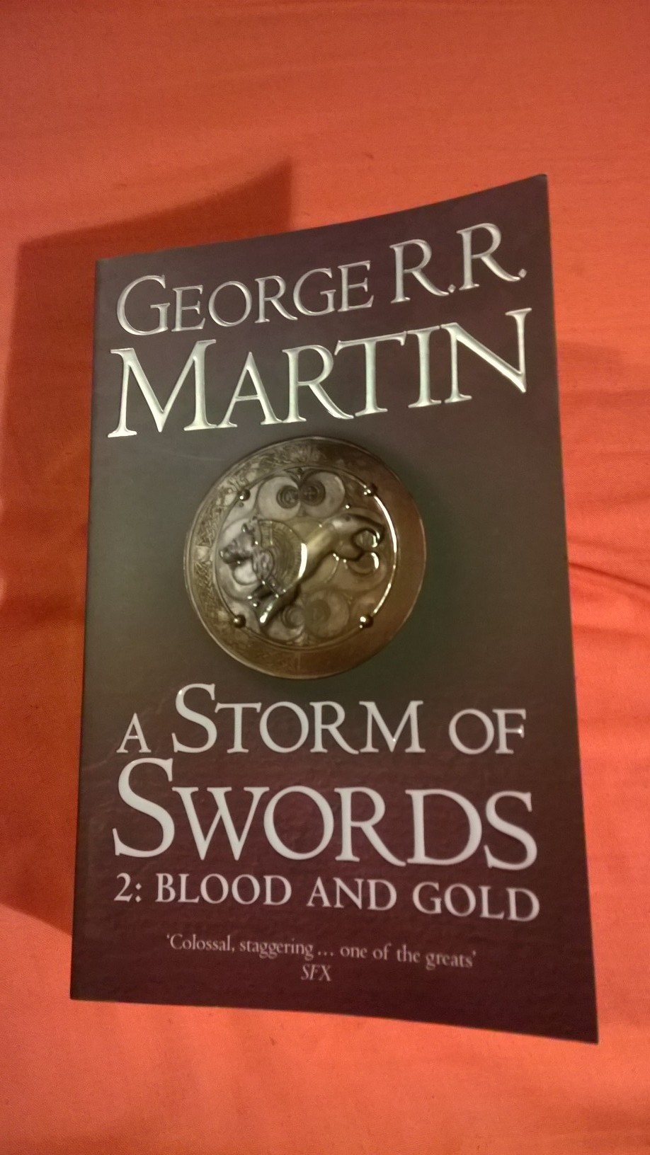 George R. R. Martin - A Storm of Swords: Blood and Gold