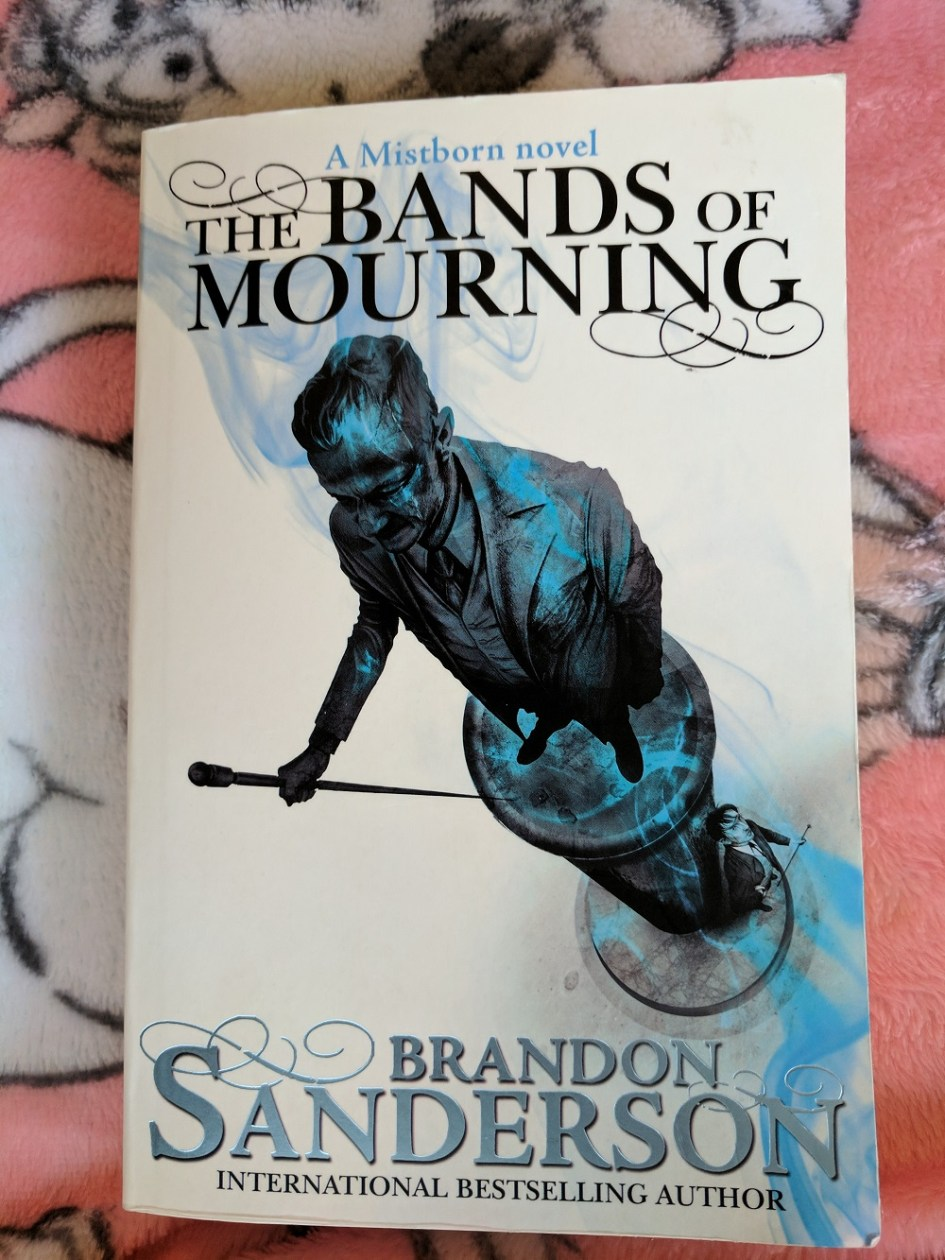 Brandon Sanderson - The Bands of Mourning