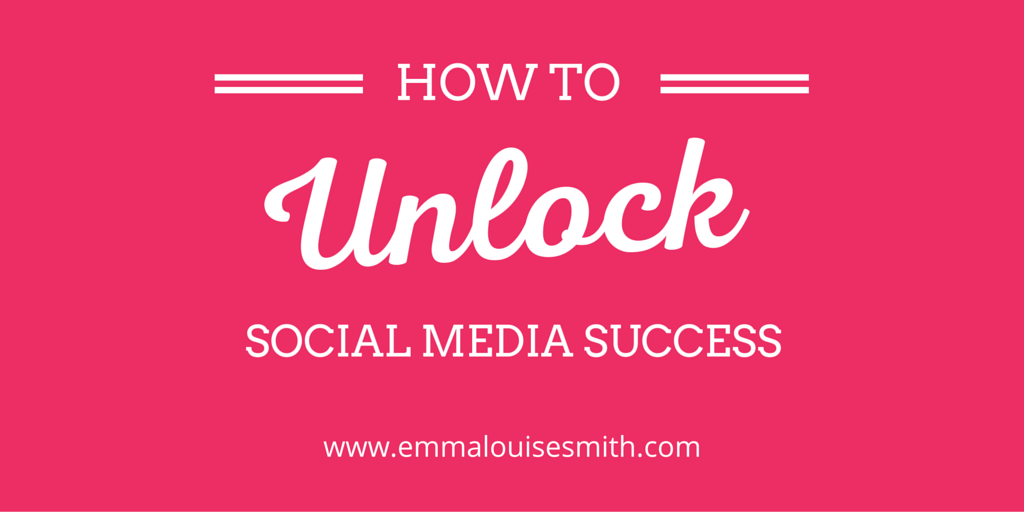 Unlock social media success