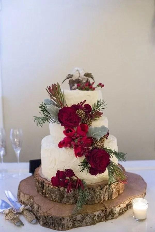 18 Stunning Christmas Themed Winter Wedding Ideas Emmalovesweddings