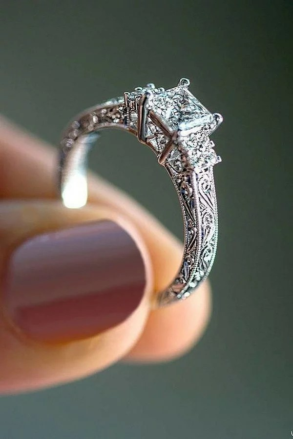 10 Breathtaking Wedding Engagement Rings For 2018 Emmalovesweddings