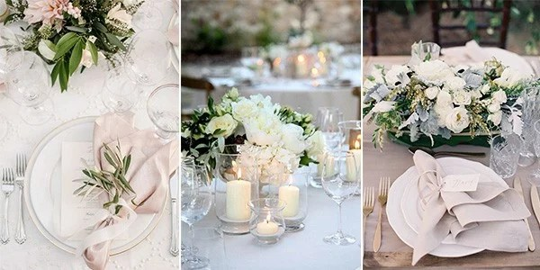 12 Super Elegant Wedding Table Setting Ideas Emmalovesweddings