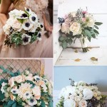 15 Adorable Navy Blue And Blush Pink Wedding Bouquets Emmalovesweddings