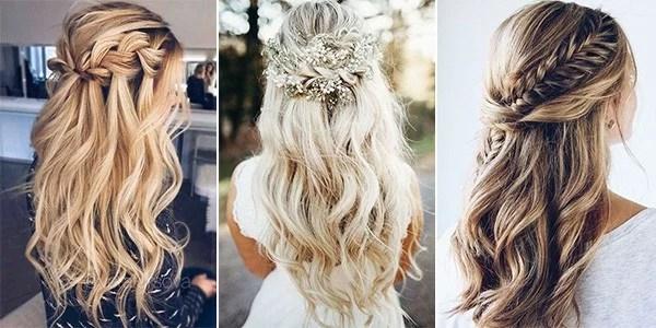 100+ 2019 Wedding Hairstyles