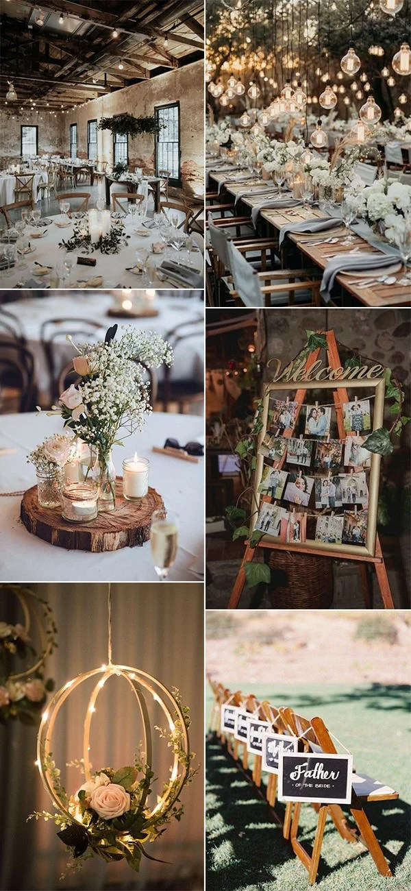 Top 18 Wedding Decoration Ideas On A Budget For 2021 Trends Emmalovesweddings